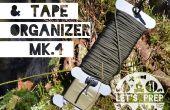 MP #14: Buiten Paracord & Tape organisator Mk.IV