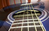 Leren om gitaar te spelen in 10 uur!!!!
