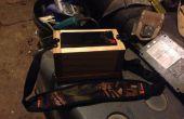 Ter plaatse licht batterij Box