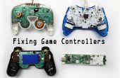 Fix Video Game Controller