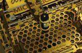 De MicroSlice V2 Aurum | Een gouden mini laser cutter & graveur.