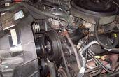 Hoe vervang ik een power steering pump