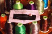 Hoe om te naaien een Coverstitch met een Twin naald & naaimachine