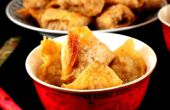 Deep Fried Kantonese Dumplings
