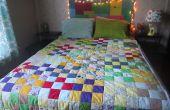 Hoe om te naaien een quilt! (quilten 101)