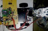 Versnellingsmeter gecontroleerd robot (pick-up en plaats)