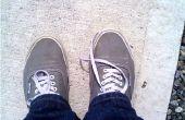 Elastische (niet Tie) schoenveters