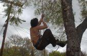 Hoe te beklimmen van een boom (met prussiks!)