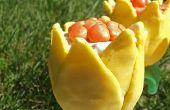 Tulip Brownie Pops