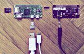Multiroom Client mit Raspberry Pi nul und pHAT DAC