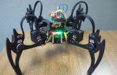 Arduino viervoeter Robot