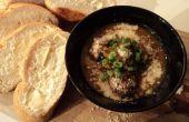 Ultieme soep basis en een paar soeperig voorbeelden