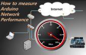 Hoe te meten van de prestaties van het netwerk van de Arduino