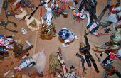 DIY Star Wars-het lopen dood