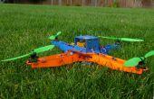 Laser gesneden MultiWii gebaseerd quadcopter