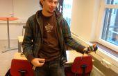 Hoe het bouwen van een Air Guitar met Arduino, aka de AIRduino gitaar