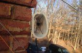Indoor / Outdoor Bowtie antenne