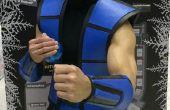 """Hoe maak je een Mortal Kombat: """"Sub-Zero"""" kostuum"""
