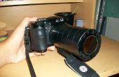 DIY zonne-Filter voor Camera