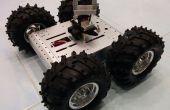 4WD alle terrein Arduino Robot voor iedereen