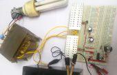 Hoe te bouwen van 100 watt 12v DC 220v-AC omvormer circuit met behulp van EasyEDA