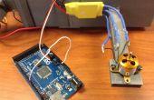 Het uitvoeren van een borstelloze motor ESC met Arduino