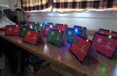 LED Pop-up kerstkaart