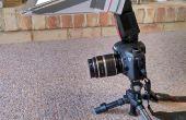 Hoe maak je een flits Diffuser voor macrofotografie