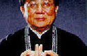 Zwarte sekte tantrische boeddhisme: Hoe maak je het symbool van de Heilige hand