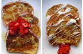 Hoe maak je Franse toast