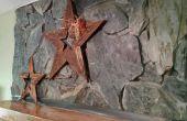 Hoe maak je een 24 inch houten ster met een 2 x 4