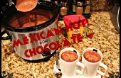 Mexicaanse warme chocolademelk... en daarbuiten!
