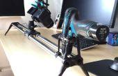 Mijn eerste DIY: eenvoudigste controleerbaar Camera schuifregelaar snelheid op Youtube?