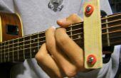 Hoe maak je een vuil eenvoudige gitaar Capo!