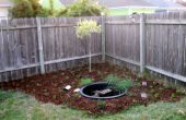 Maak een kleine zonne-aangedreven vijver & tuin voor rond de $100