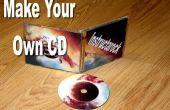 Uw eigen CD te maken