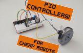 Snelheid van Controllers voor goedkope Robots, deel 2: PID-regelaar