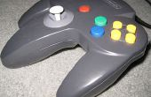 Hoe schoon een controlemechanisme van Nintendo 64