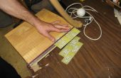 Knippen van printplaten met een papiersnijder