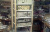 19-inch apparatuur Rack voor elektronische instrumenten