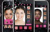 """Hoe te gebruiken """"Make-up Match Me"""", de nieuwe make-up App voor iPhone-gebruikers!"""