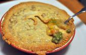 Hartige Pot Pi (3.14 serveert)