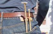 Ik heb een Whammy Diddle in mijn zak - hoe maak je een gee-haw stick speelgoed