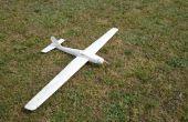 Hoe maak je RC vliegtuig