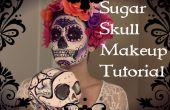Suiker schedel make-up Tutorial
