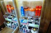 Spring Cleaning: Organiseer uw dingen in een kleine ruimte