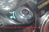 Kabel release mount voor de digitale camera van Olympus SP-350