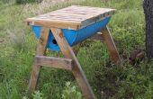 Maak uw eigen koe van de honing (Top Bar Bee Hive)