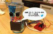 TweeToy met Raspberry pi met behulp van Python