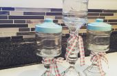 DIY Candy Buffet Jar